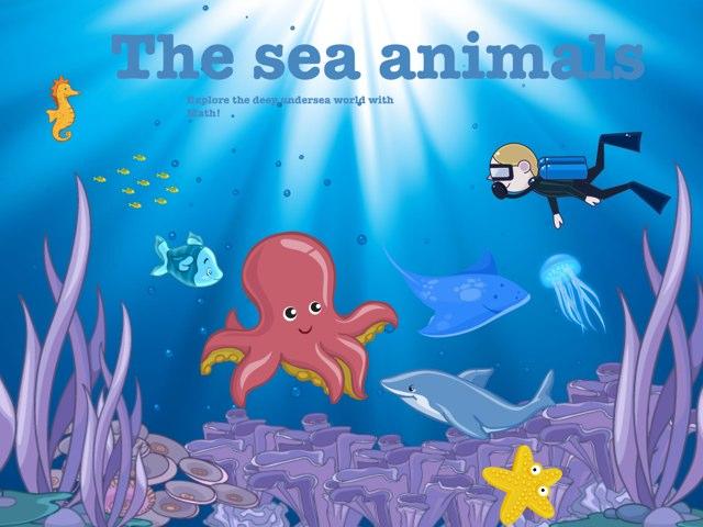 The Sea Animals by Valeria Ferradas