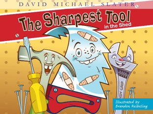 The Sharpest Tool in the Shed by David Michael Slater