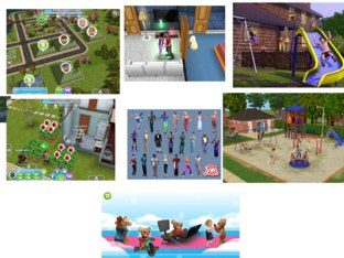 The Sims by Beatriz Rossini