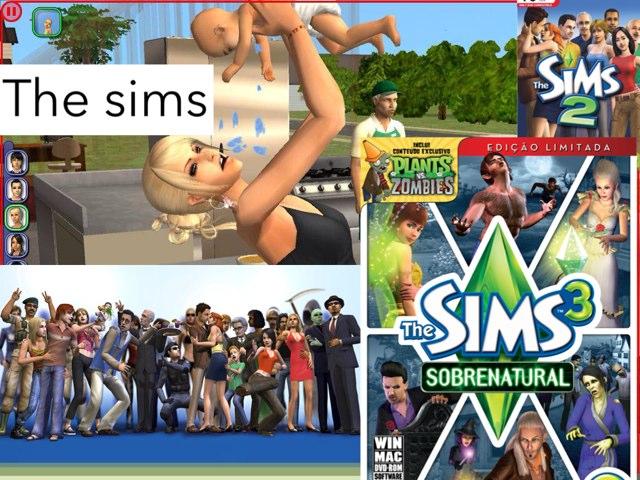 The Sims by Marina Bernardo