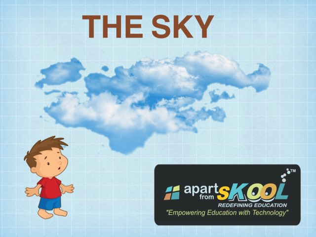 The Sky by TinyTap creator