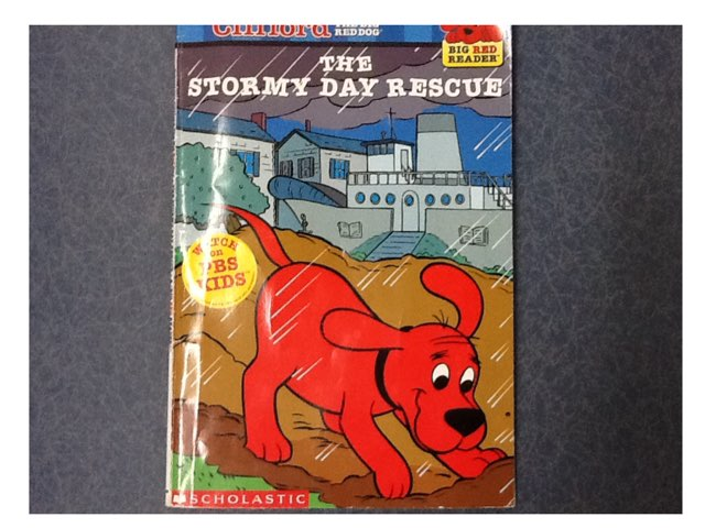 The Stormy Day Rescue by Dara Nadine