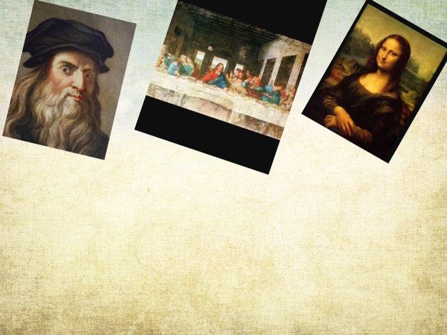 The Super Leonardo Da Vinci Game by Isabelle Guay