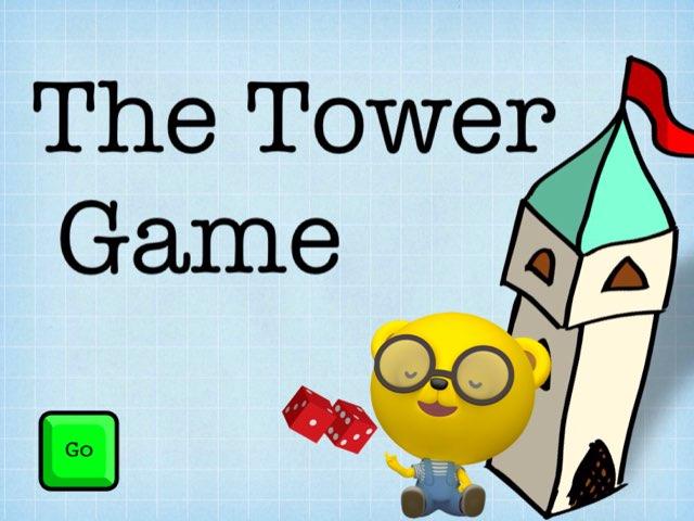 The Tower Game by Nikki Denaro