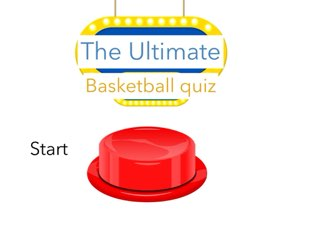 The Ultimate Basketball Quiz by Carson Leal