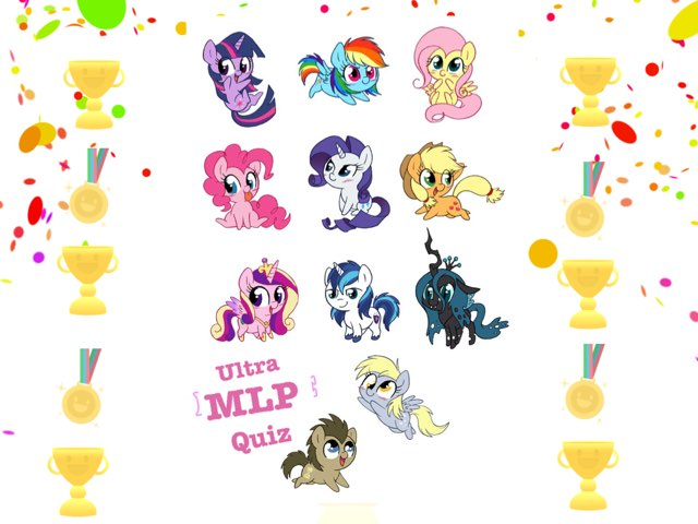 The Ultra MLP Quiz by Mohammad isha