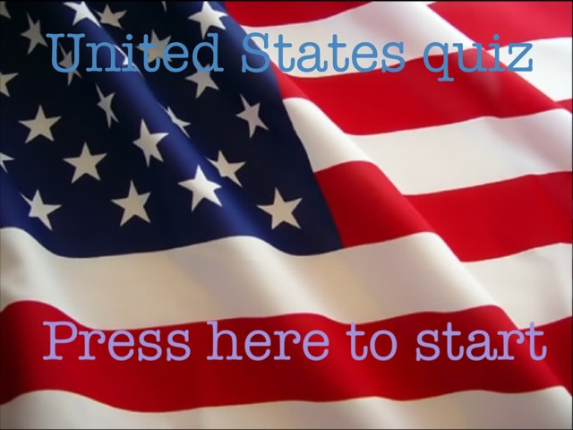 The United States Quiz by Summer School