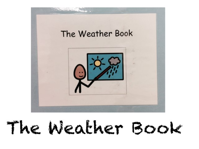 The Weather Book by Cynthia Pearl