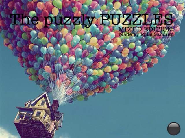 The puzzly PUZZLES - MIXED by delme delme