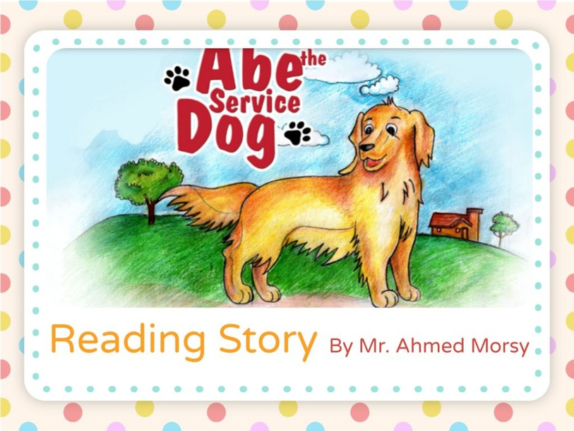 The Service Dog Story by fb1045956225916090