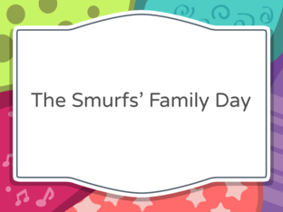The Smurfs' Family Day by Vantage KG