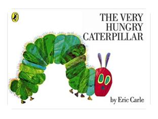 The Very Hungry Caterpillar by Camille Sondermann