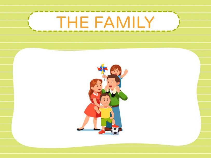 The family  by Fiorella Landeo Cotaquispe