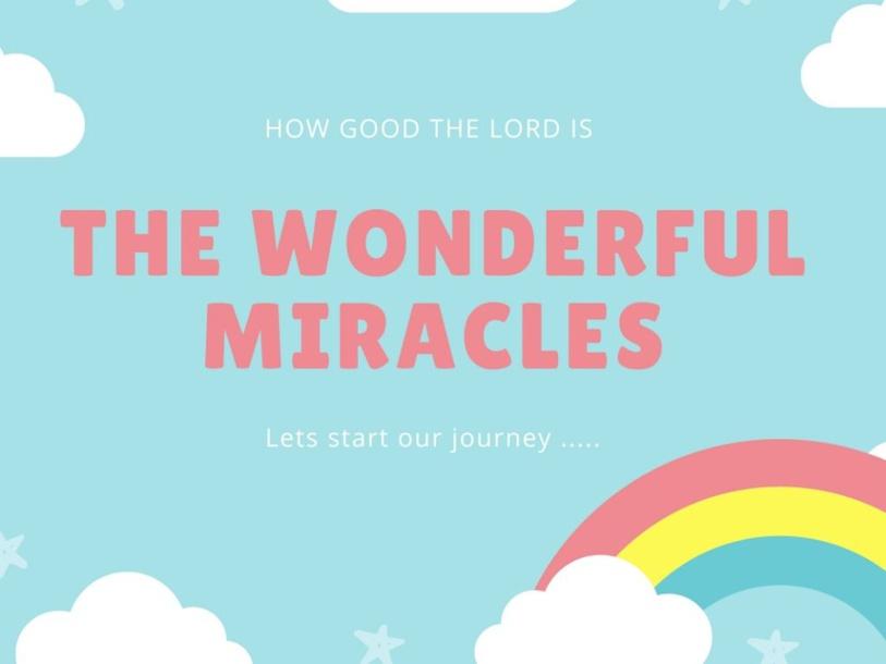 The game of miracles by Jennifer Rodrigo