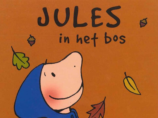 Thema Herfst: Jules by Marie Luyckx