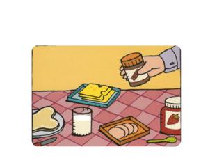 Thema Eten  by Elke Fioole