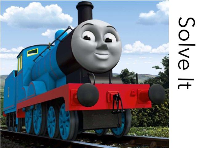 Thomas And Friends Edward by hathim azyan