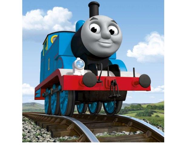 Thomas Sings by Kristin Meadows