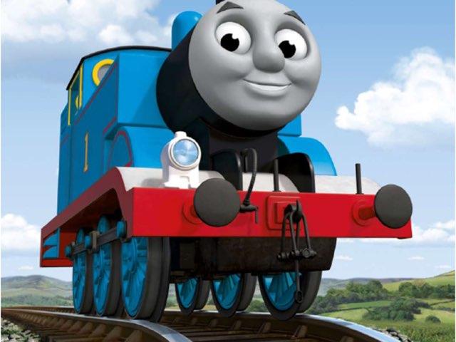 Thomas The Tank Engine's ABC's by George awrahim