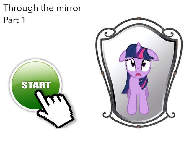 Through The Mirror by Fluffy Da rabbit