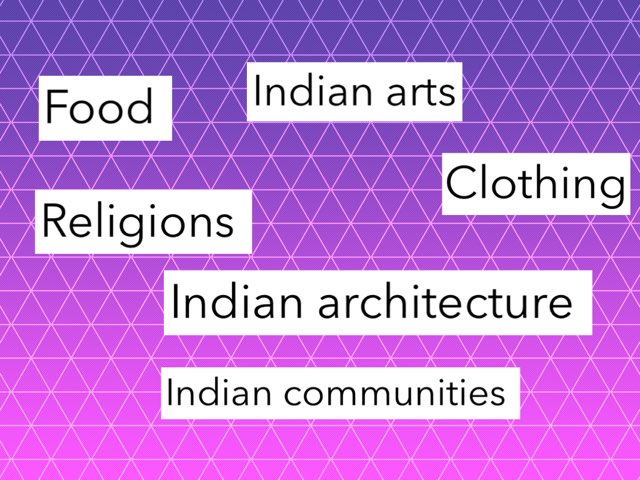 Tia's Indian Quiz  by RGS Springfield