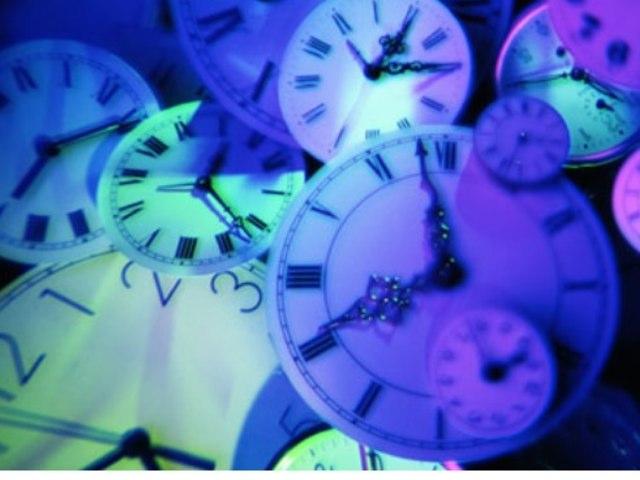 Tick Tock Time Machine by Linda Motta