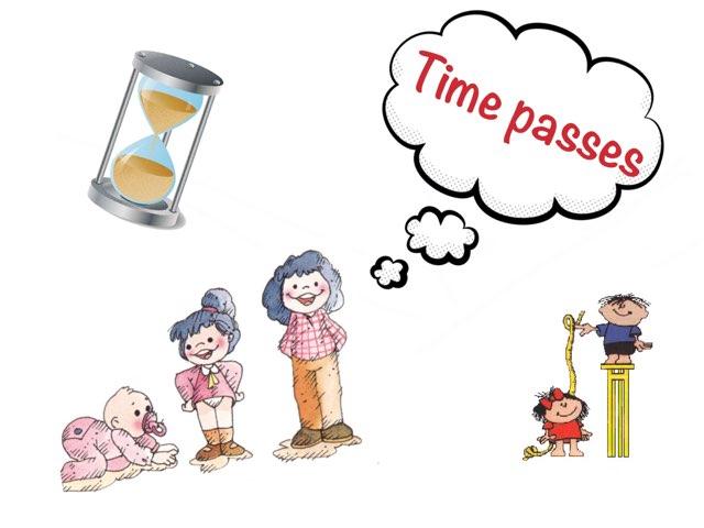 Time Passes by Macarena Merino Martín