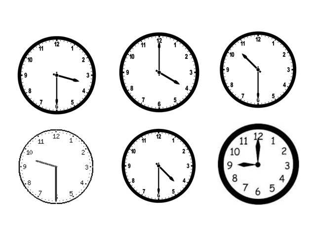 Time by Heather Folkman