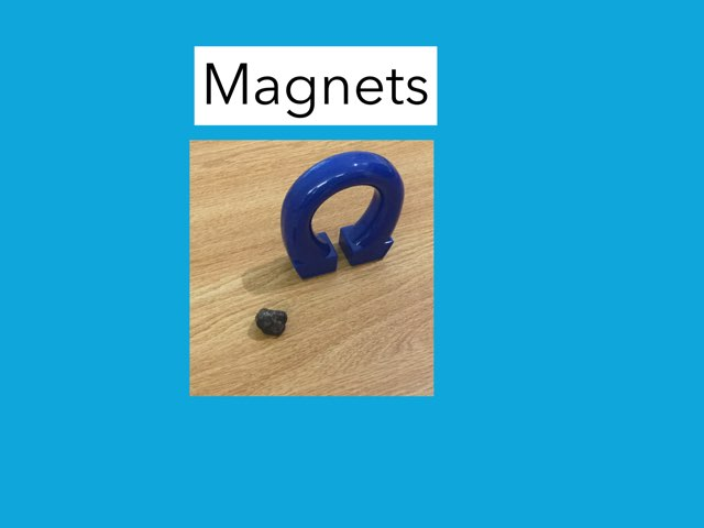 Timothy's Magnet Game by Frances Chapin