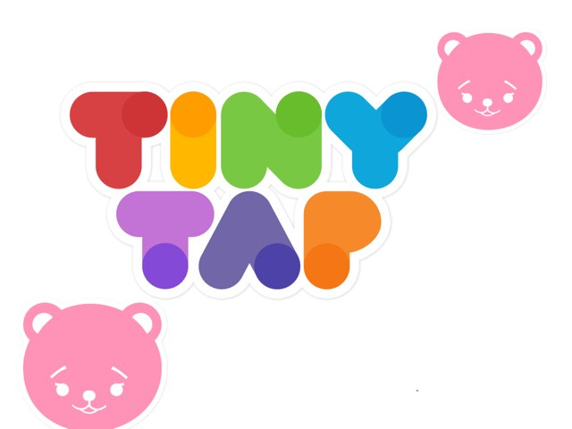 Tiny Tap In Number One#1 by Nada Alalawi