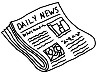 Tiny Tap News by Makenzie Mathews