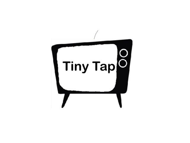 Tiny tap by Danny  zoetemijer