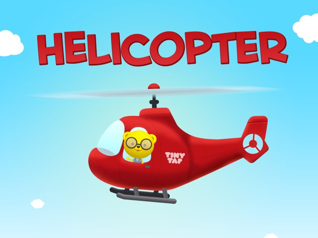 TinyTap Helicopter by Tiny Tap