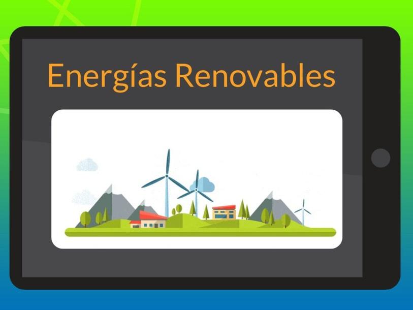 Tipos de Energías Renovables by Marly Yanira Baltodano