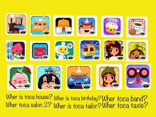 Toca Boca And My Little Pony by Joda Watson