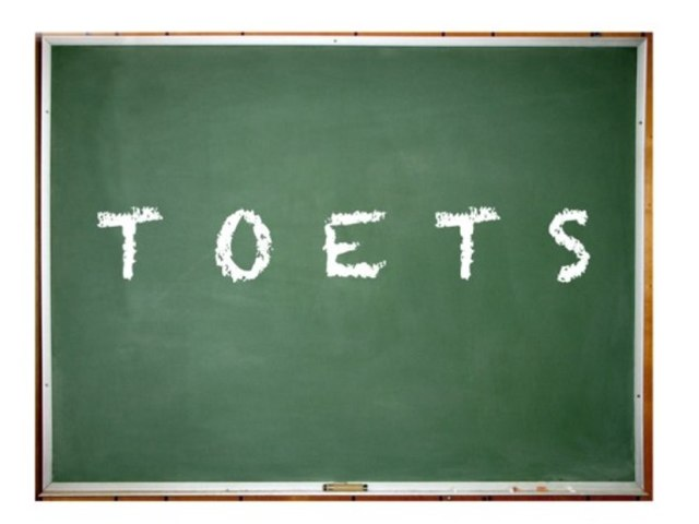 Toets by Chelsea Danique