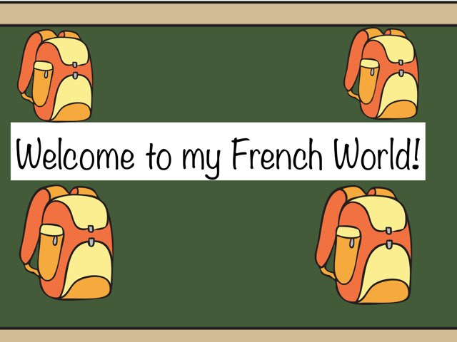 Tom K's Cool French Game by French Kellett