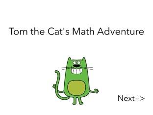 Tom the Cat's Math Adventure by Felix Aponte