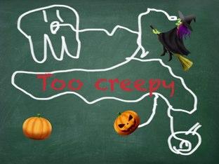 Too Creepy by Ronan Healy