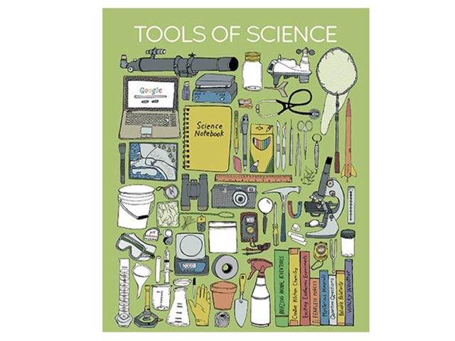 Tools Of Science by Deborah Morgan