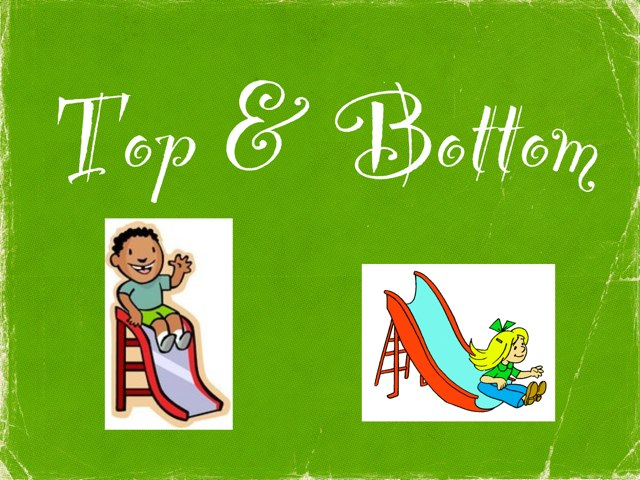 Top And Bottom  by Karen Souter