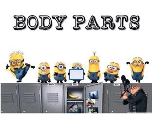 Top Kids - Unit 7 - My Body by Lilian Marchesoni