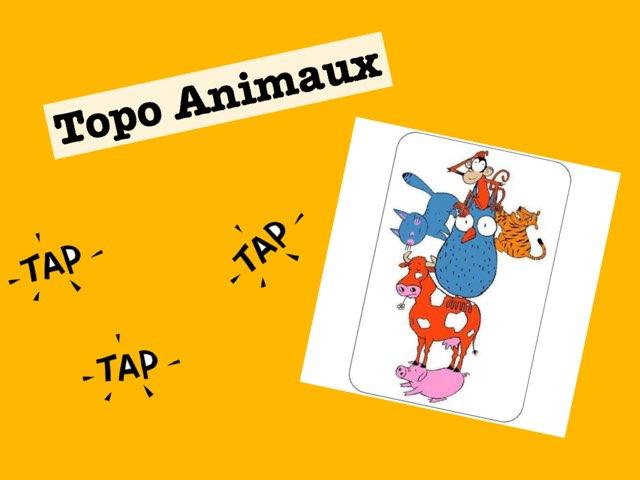 Topo Animaux by Seve Haudebourg