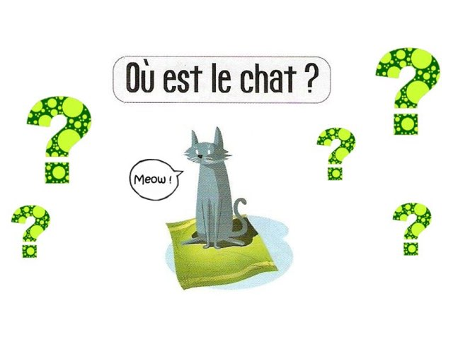 Topo chat by Seve Haudebourg