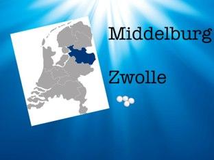 Topografie Nederland by Annette Roordink