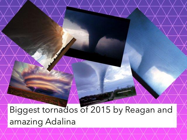 Tornado Explosion by Jane Miller _ Staff - FuquayVarinaE
