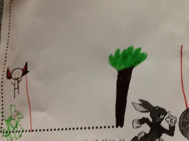 Tortise And Hare By: Elijah, Kenon, And Bryan by Ashley schreiner