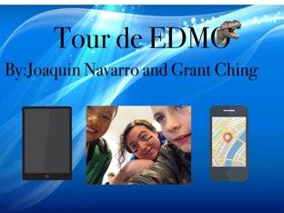 Tour De EDMO by Edventure More -  Conrad Guevara