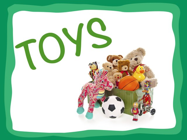 Toys by Andrea Míguez