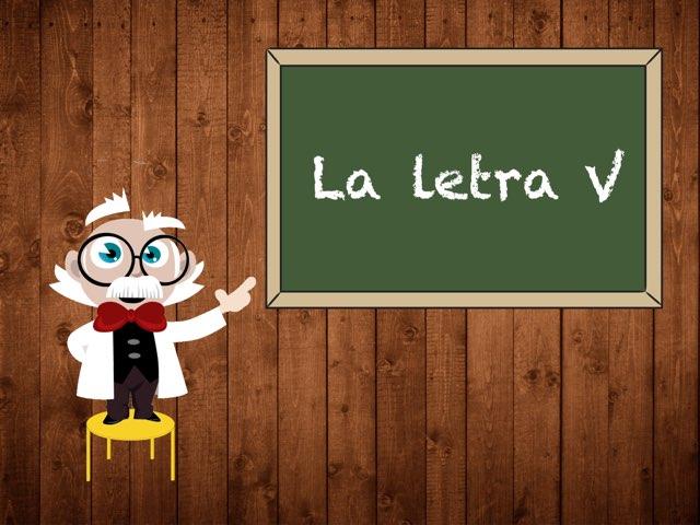 Trabajar la V by Marina Romero